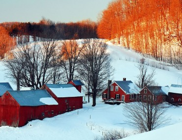 Healthy Living with the Seasons: Winter in Vermont