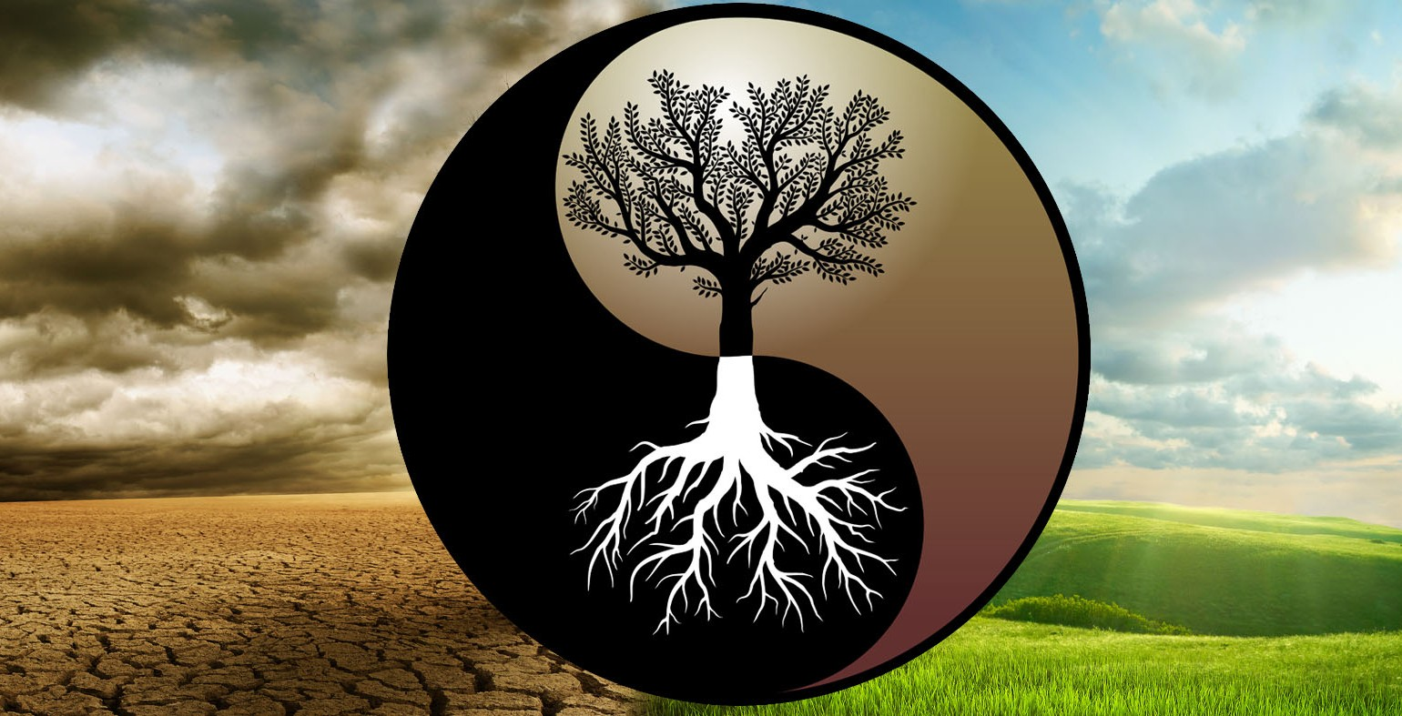 The Yin and Yang of Climate Change: Treating the Roots of the Crisis